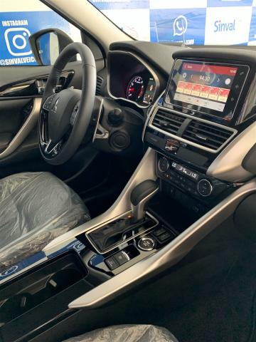 ECLIPSE CROSS 2019/2020 1.5 MIVEC TURBO GASOLINA HPE-S AWD CVT - Foto 2
