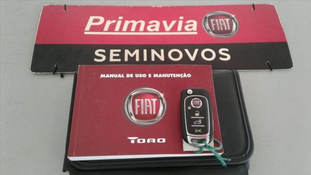FIAT TORO 2.0 16V TURBO DIESEL VOLCANO 4WD AUTOMÁTICO - Foto 13