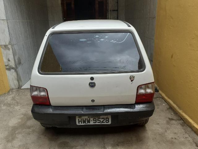 Vendo Fiat uno bem econômico super oportunidade - Foto 7