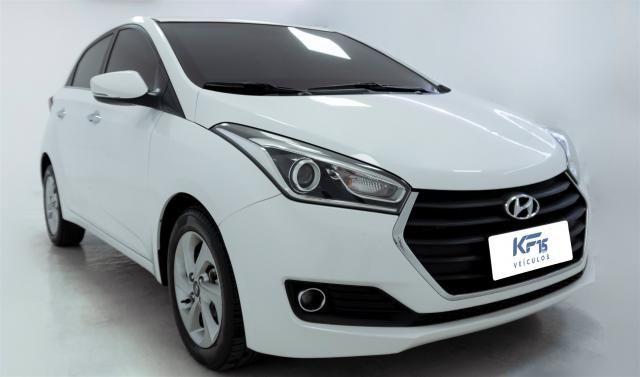 HB20 2017 1.6 Premium Blindado Branco Automático