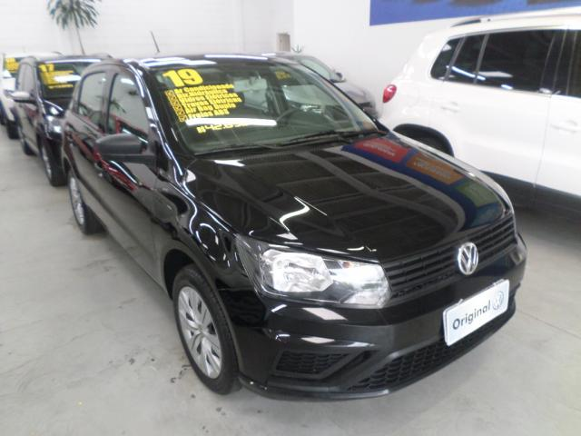 VOLKSWAGEN GOL 1.6 MSI TOTALFLEX 4P MANUAL - Foto 4