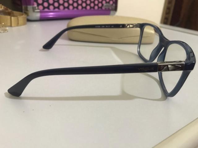 Armação oculos de grau feminino Vogue - Bijouterias, relógios e ... 67deaededb