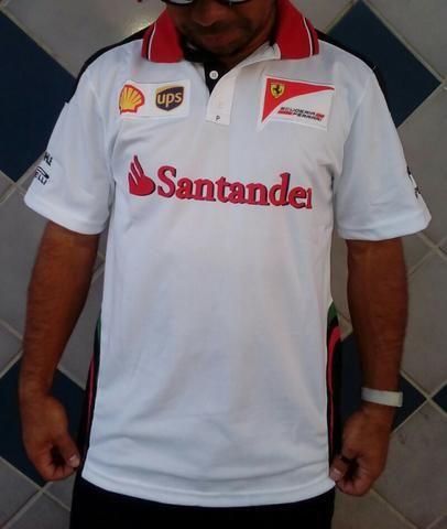 Camisa Fórmula 1 Promoção 2018 - Red Bull fd06a9fcb0442
