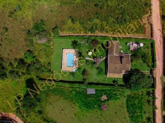 2600 m² chácara c/piscina Jarinu-SP aceito apto em Jundiaí Cód. JEW-2 - Foto 6