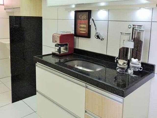 Apto 2 quartos, novo, no Geisel, condomínio com área de lazer completa - Foto 4