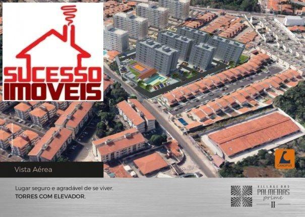 VILLAGE DAS PALMEIRAS PRIME II - Apartamento Alto Padrão em Lançamentos no bairr... - Foto 12