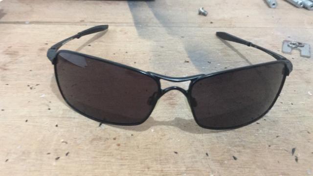 4c3d8103e Óculos oakley Crosshair 2.0 - Bijouterias, relógios e acessórios ...