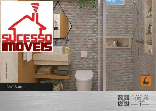VILLAGE DAS PALMEIRAS PRIME II - Apartamento Alto Padrão em Lançamentos no bairr... - Foto 10