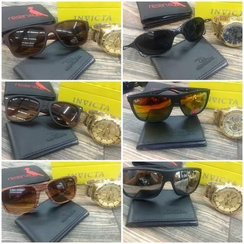 5ad3c46d2 Óculos de sol masculino atacado - Bijouterias, relógios e acessórios ...