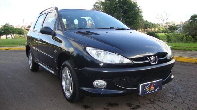 Peugeot 206 SW!!!R$ 13.900,00 !!!Feline 1.6 Completassa!!! - Foto 11
