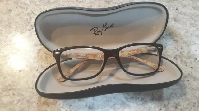 1c1918c73 Armação de óculos rayban original - Bijouterias, relógios e ...