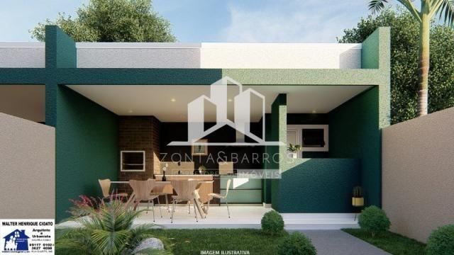 Casa à venda com 3 dormitórios em Green field, Fazenda rio grande cod:SB00022 - Foto 13