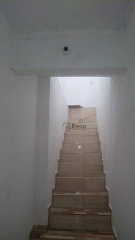 Sala para alugar, 25 m² por R$ 1.200/mês - Cocaia - Guarulhos/SP - Foto 2