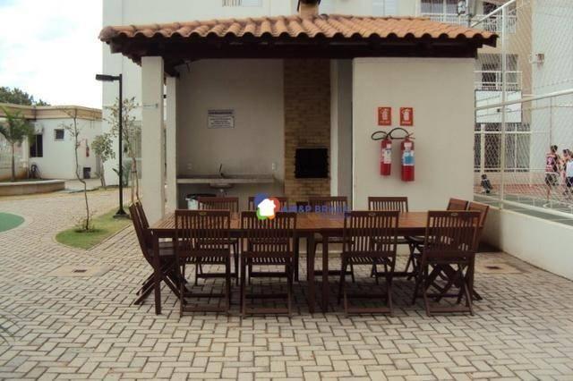 Apartamento com 3 dormitórios à venda, 84 m² por R$ 350.000 - Setor Sudoeste - Goiânia/GO - Foto 11
