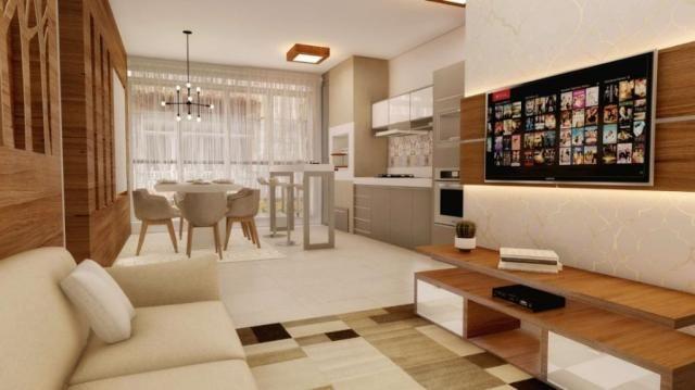 Apartamento com 3 dormitórios à venda, 97 m² por R$ 813.498,81 - Centro - Gramado/RS - Foto 3