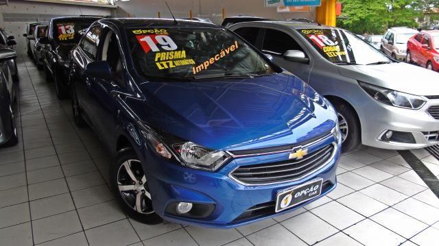 Chevrolet Prisma 1.4 LTZ SPE/4 (Aut) - Foto 3