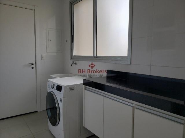 Apartamento para alugar com 3 dormitórios em Vale do sereno, Nova lima cod:BHB20857 - Foto 5