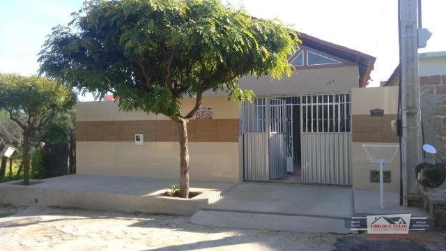 Casa com 3 dormitórios à venda, 145 m² por R$ 170.000 - São Sebastião - Patos/PB