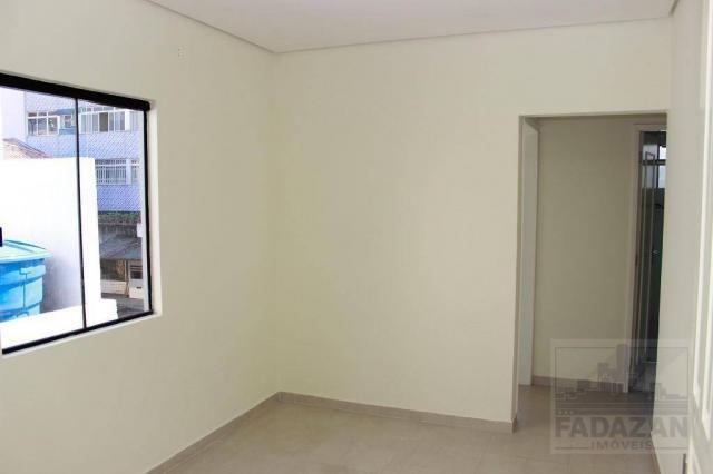 Studio com 1 dormitório para alugar, 28 m² por R$ 1.400,00/mês - São Francisco - Curitiba/ - Foto 7
