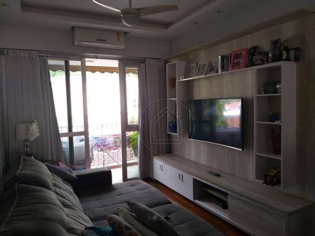 Apartamento com 2 dormitórios à venda, 71 m² por R$ 560.000,00 - Grajaú - Rio de Janeiro/R