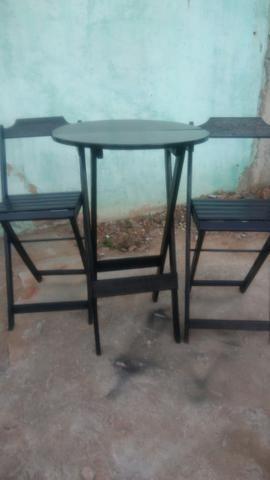 Mesas e cadeiras de Abrir e fechar - Foto 2