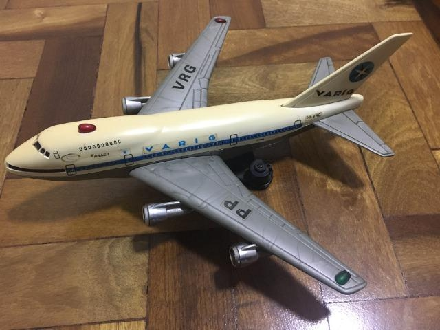 Boeing 747 Jumbo Varig - Foto 2