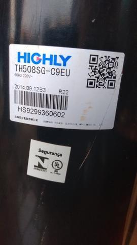 Th508sg-c9 compressor rotativo 36.000 btus r22 220v mono highly