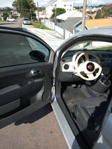 Fiat 500 Cult Dual - Ano 2013 - Automático - Raridade - Foto 4