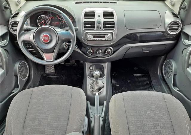 Fiat Palio 1.0 Mpi Attractive 8v - Foto 5