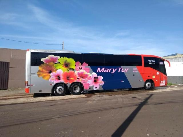 Ônibus volvo irizar Century impecável - Foto 5