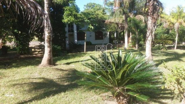 Sítio com 2 dormitórios à venda, 36000 m² por R$ 870.000,00 - Inoã - Maricá/RJ - Foto 5