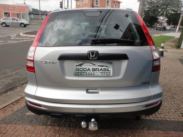 Honda CRV 2.0 LX 4X2 16V Gasolina 4P Automático - 2010 - Foto 5
