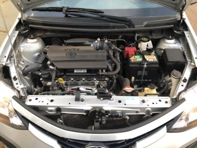 Veículo Etios Platinum Sedan 1.5 Automático - Foto 13