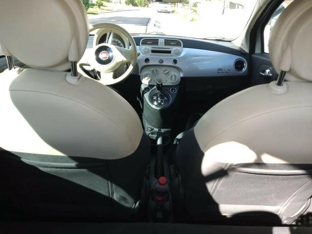 Fiat 500 Cult Dual - Ano 2013 - Automático - Raridade - Foto 9