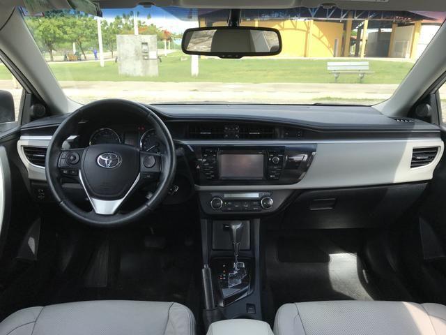 Toyota Corolla XEI 2.0 Novíssimo - Foto 9