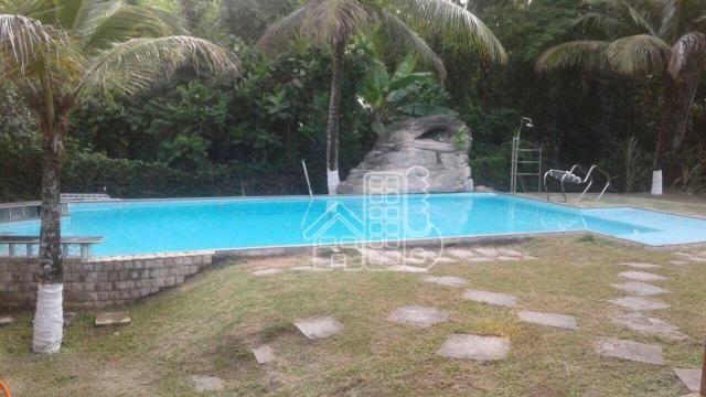 Sítio com 5 dormitórios à venda, 3008 m² por R$ 900.000,00 - Itaocaia Valley (Itaipuaçu) - - Foto 3