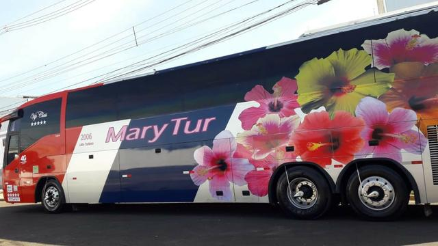 Ônibus volvo irizar Century impecável - Foto 6