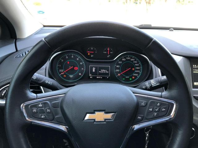 CRUZE 2017/2018 1.4 TURBO LT 16V FLEX 4P AUTOMÁTICO - Foto 13