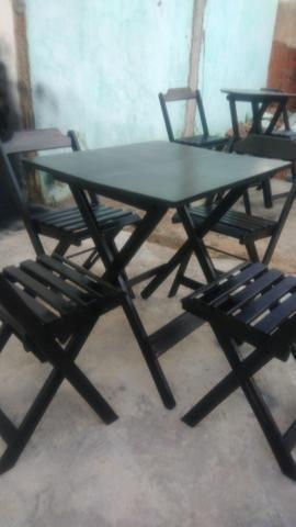 Mesas e cadeiras de Abrir e fechar - Foto 3