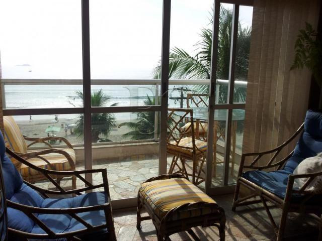 Apartamento à venda com 3 dormitórios em Vila luis antonio, Guaruja cod:V1388 - Foto 4