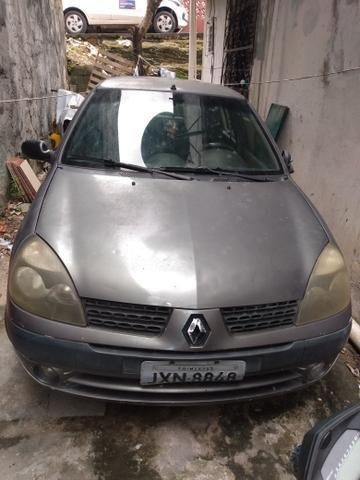 Vendo ou troco renault Clio - Foto 4