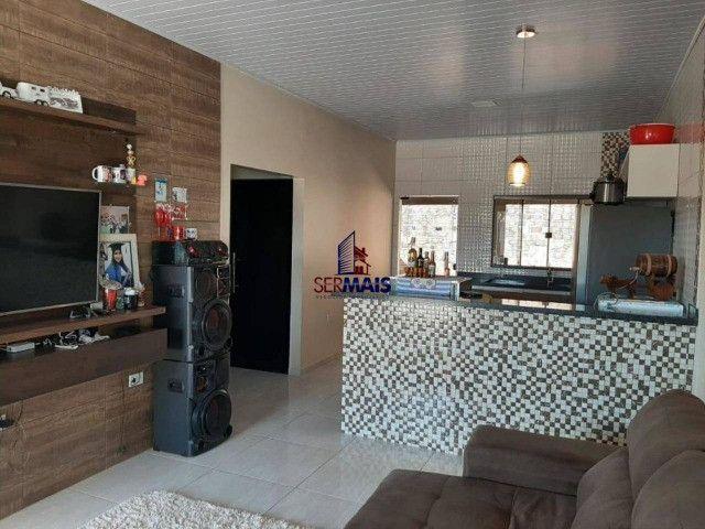 Casa à venda por R$ 150.000 - São Francisco - Ji-Paraná/Rondônia - Foto 3
