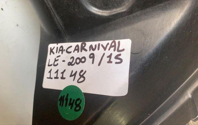 Farol Kia Carnival 2009 10 11 12 13 14 2015 Esquerdo 11148 - Foto 6
