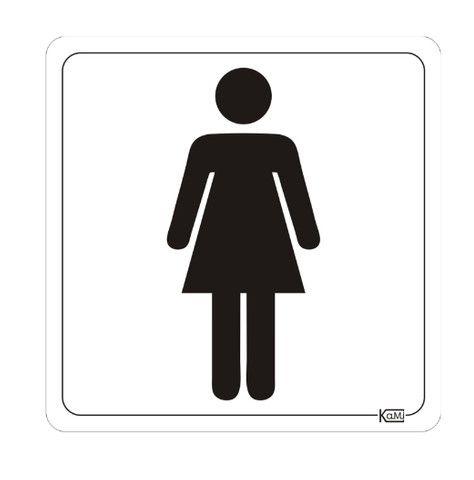 Placa sinalizadora auto-adesiva para colar em portas, paredes, etc. - Foto 3
