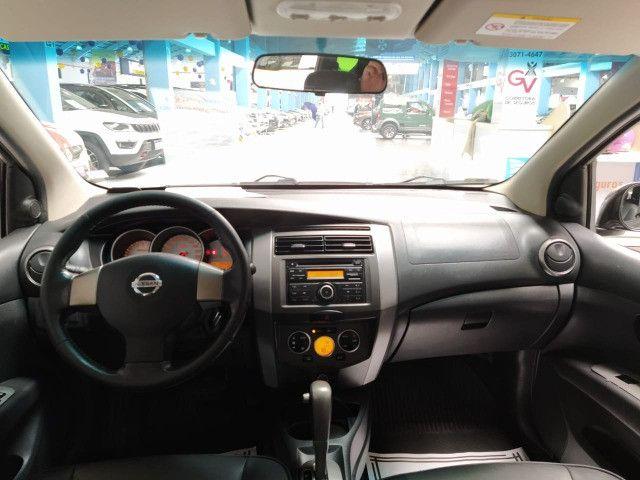 Nissan Grand Livina 1.8 SL Automática 2014 - Foto 8