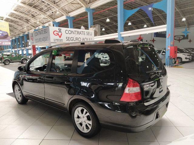 Nissan Grand Livina 1.8 SL Automática 2014 - Foto 18