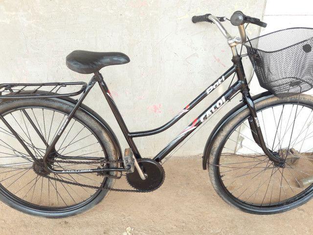 Vendo essa bicicleta monarck tropical boa 200 entrego  - Foto 4