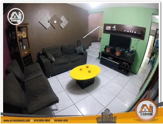 Casa com 3 dormitórios à venda, 100 m² por R$ 350.000,00 - Benfica - Fortaleza/CE - Foto 5
