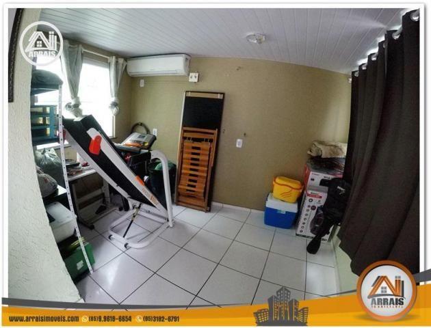 Casa com 3 dormitórios à venda, 100 m² por R$ 350.000,00 - Benfica - Fortaleza/CE - Foto 14