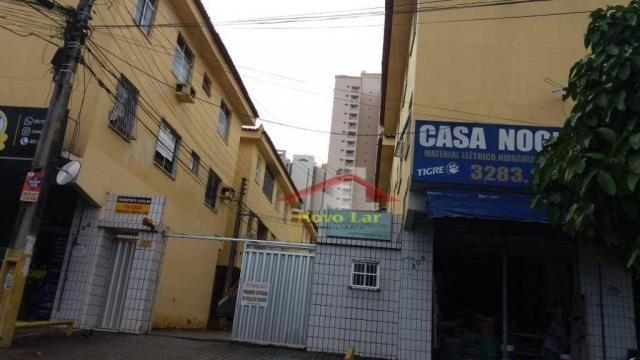 Apartamento com 2 dormitórios para alugar, 70 m² por R$ 950,00/mês - Benfica - Fortaleza/C - Foto 2